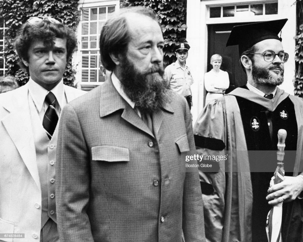 russia and alexander solzhenitsyn Russian nationalism than aleksandr solzhenitsyn' by the early 1970s, observers had begun to note a rising nostalgia for things russian in the soviet union.