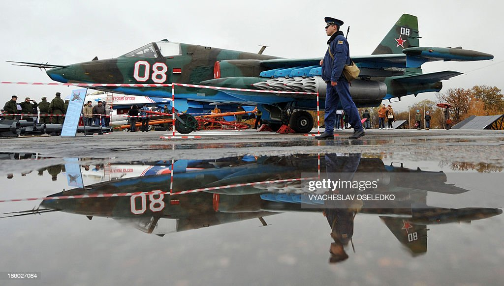 KYRGYZSTAN-RUSSIA-AIR-FORCE : News Photo