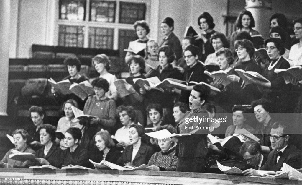 Britten's War Requiem : News Photo