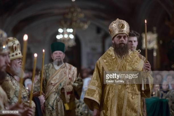 Russian Orthodox Ceremony
