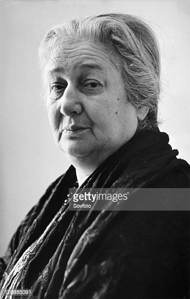 Russian poet anna akhmatova