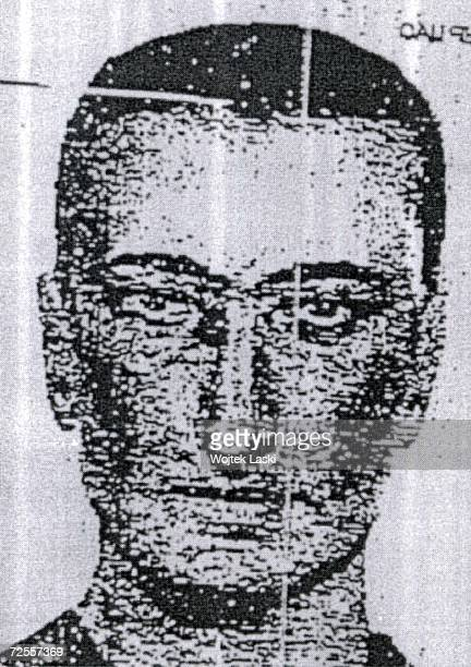 Russian Police sketch artist created this likeness of the person who is suspected of exploding a bomb August 8 2000 in Pushkinskya Square a busy...