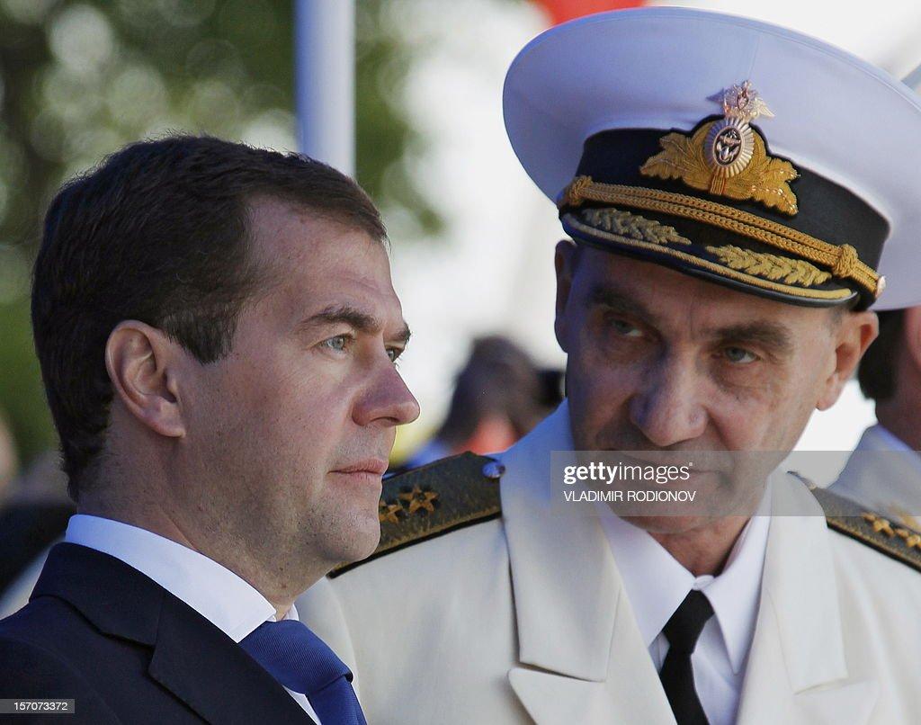 Vysotsky Russian Navy