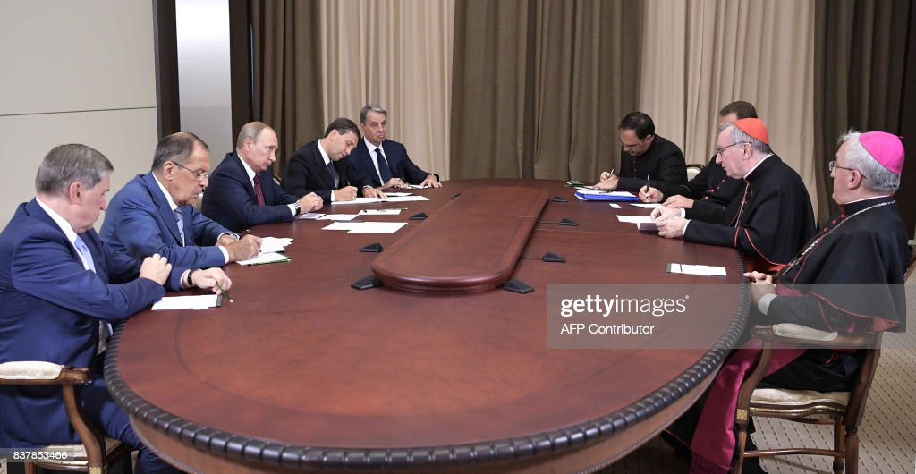 RUSSIA-VATICAN-DIPLOMACY : Fotografia de notícias