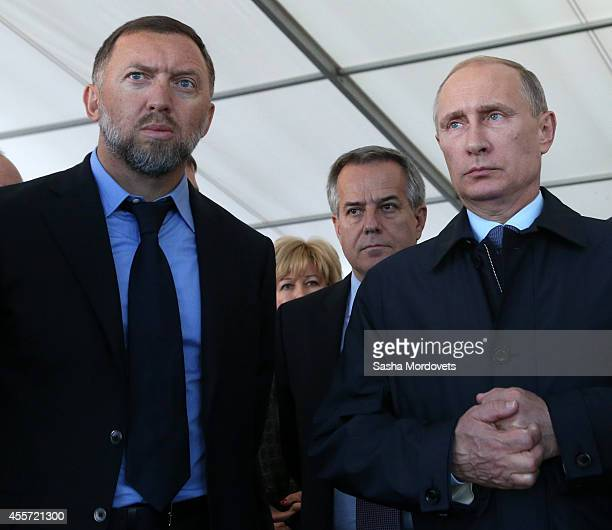 155 Oleg Deripaska Putin Photos And Premium High Res Pictures Getty Images