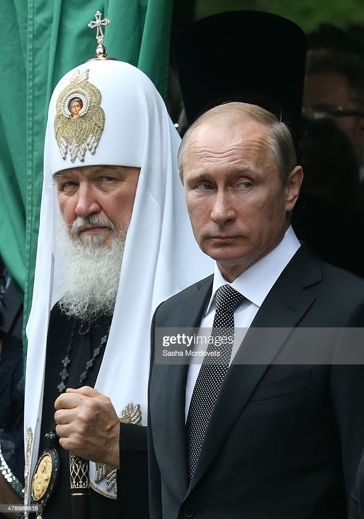 Russian President Vladimir Putin Attends Funeral for Former Russian Prime Minsiter Yergeny Primakov