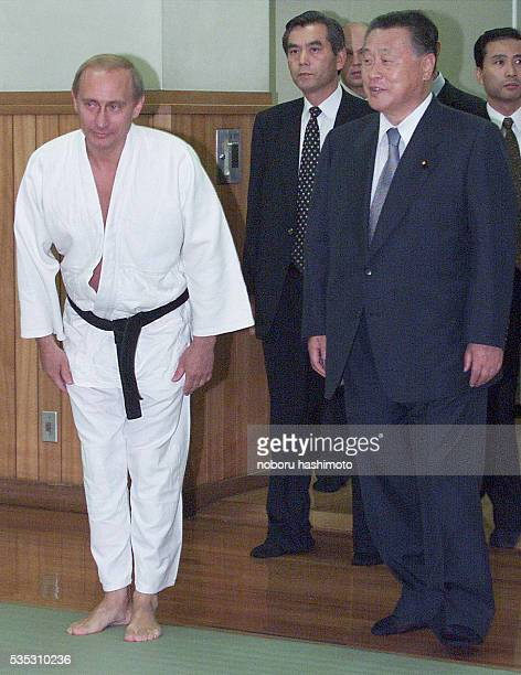 463 Russian President Vladimir Putin Visits Japan Photos And Premium High Res Pictures Getty Images