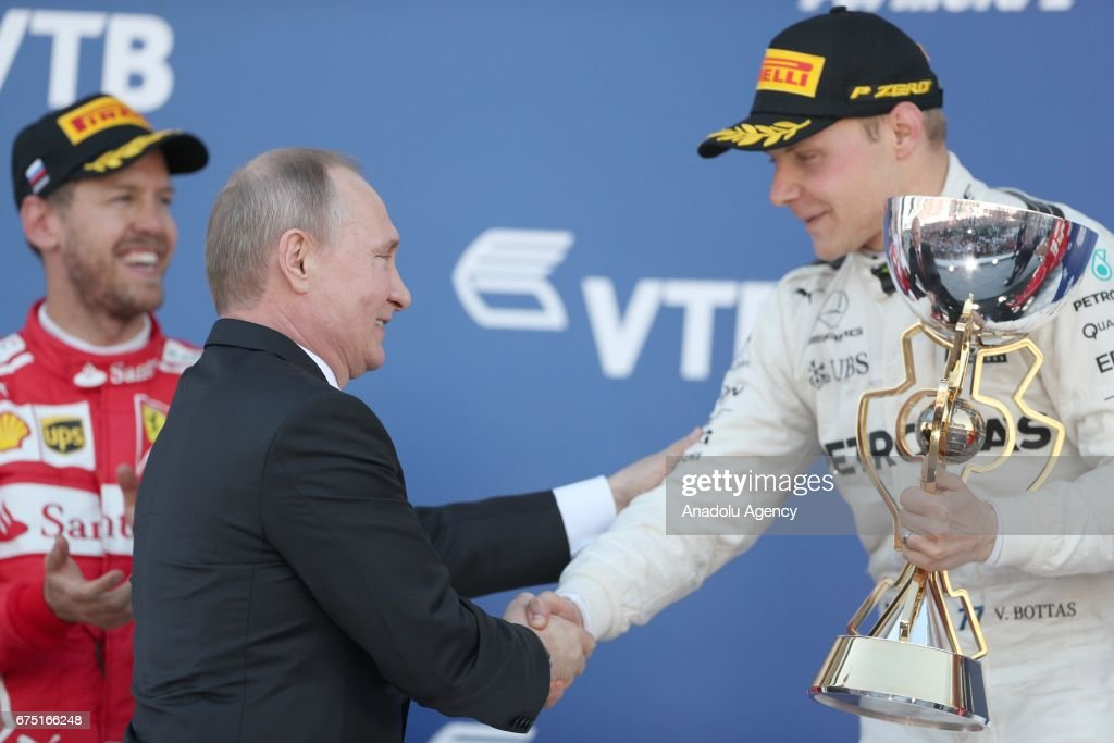 Formula 1 VTB Russian Grand Prix : News Photo