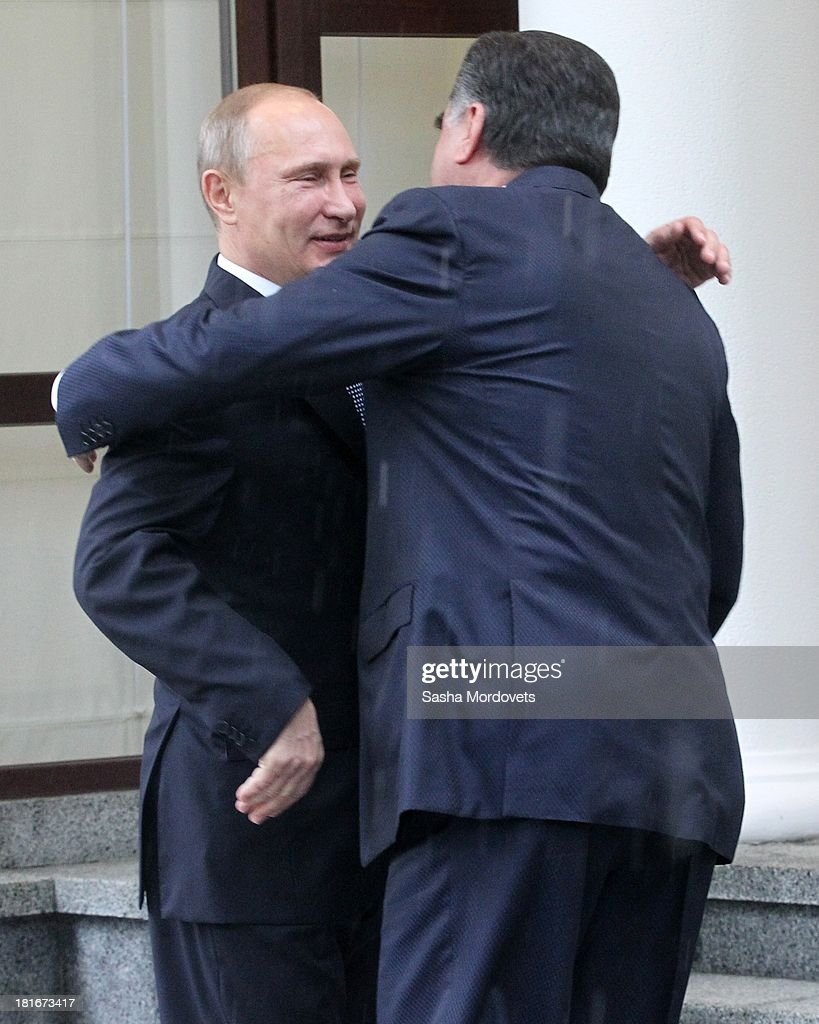 Vladimir Putin Hosts Summit Of The Collective Security Treaty Organisation