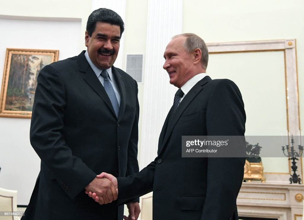 RUSSIA-VENEZUELA-DIPLOMACY : Nachrichtenfoto