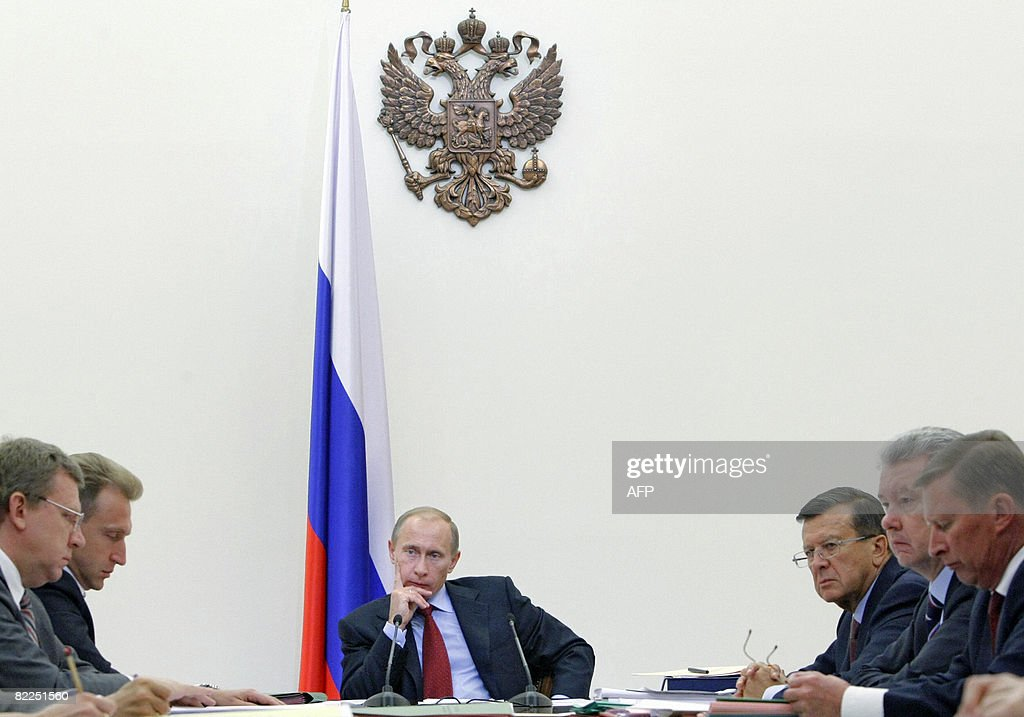 Russian Prime Minister Vladimir Putin C Pictures Getty Images