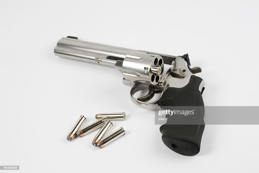 Russian Roulette : Stock Photo