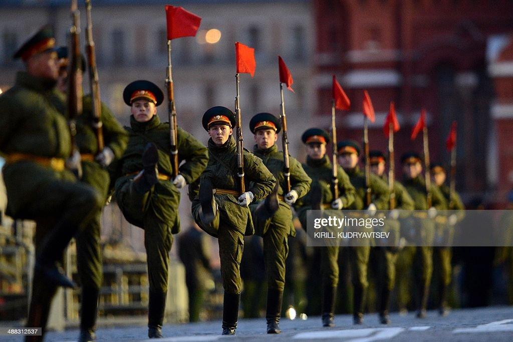 RUSSIA-POLITICS-HISTORY : News Photo