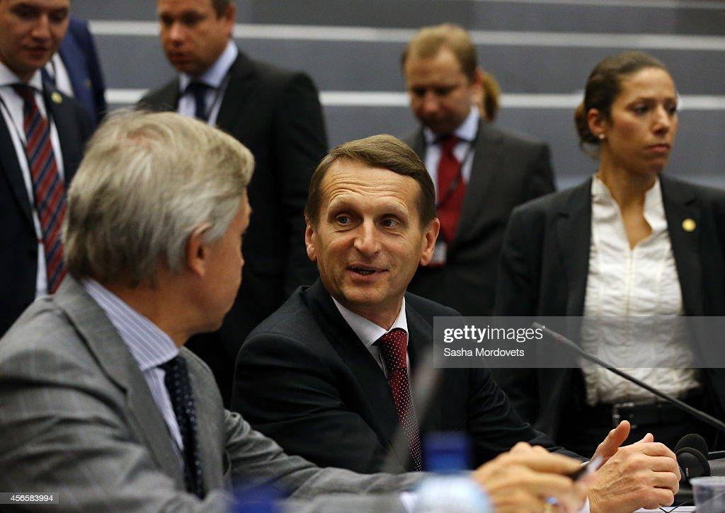 OSCE PA Conference Held In Geneva