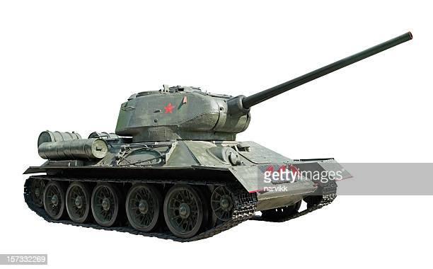 Russische Tank T34