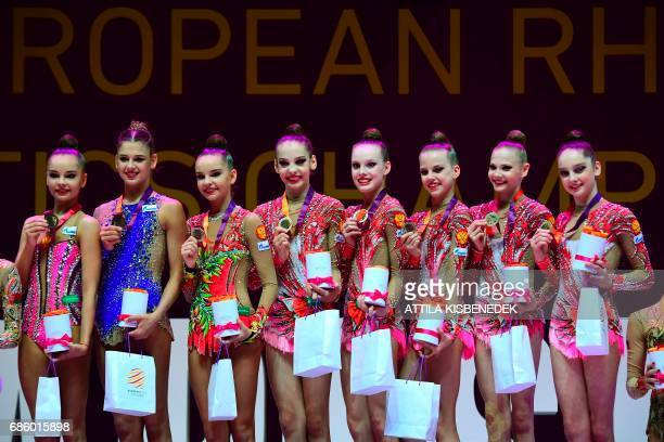 Rhythmic Gymnastics European Championships Pictures and