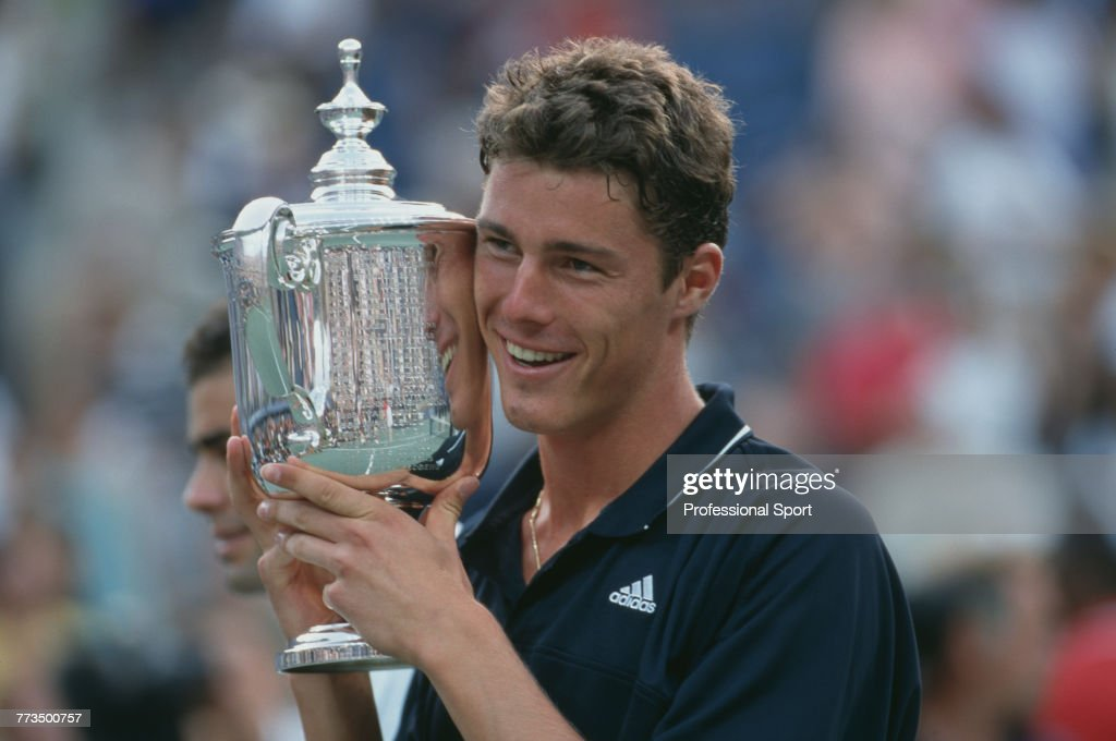 Marat Safin Wins 2000 US Open : ニュース写真