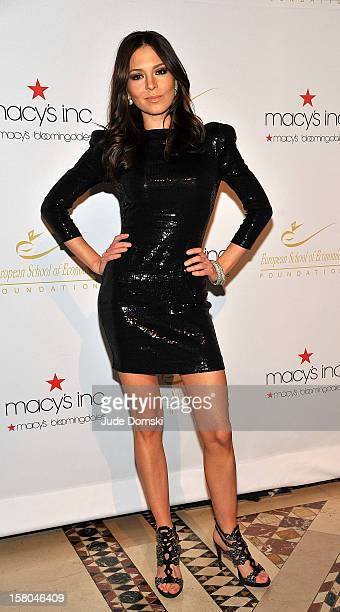 RussianAmerican pianist Lola Astanova attends the 2012 European School Of Economics Foundation Vision And Reality Awards at Cipriani 42nd Street on...