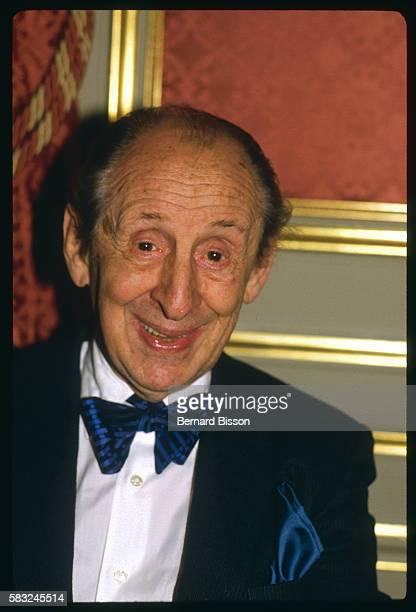 Russian-Born American Piano Player Vladimir Horowitz