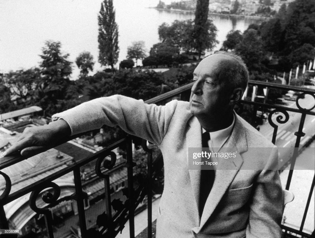 Vladimir Nabokov : News Photo