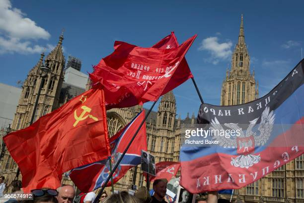 Russians and Russianspeakers from around the Russian Federation and former Soviet states and of all generations celebrate Victory Day the annual...
