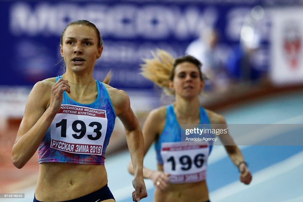 2018 Russian Winter athletics indoor meeting   : Nieuwsfoto's