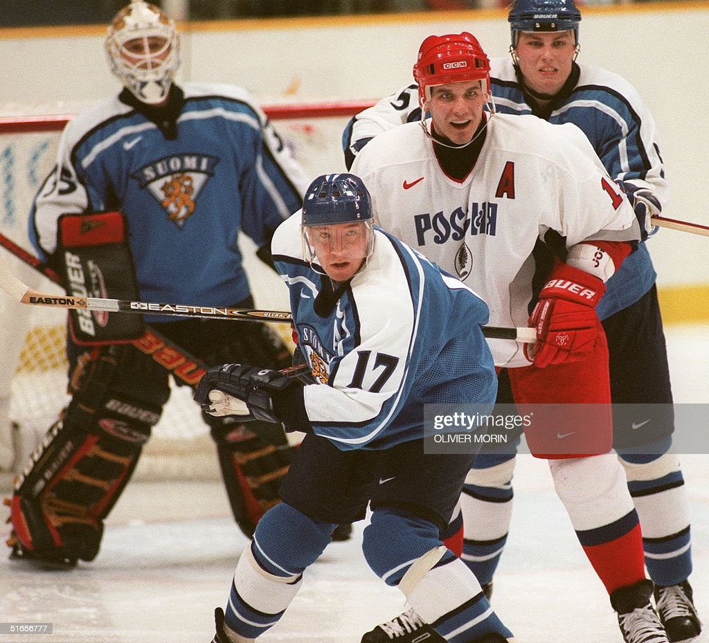 Alexey Yashin - a talented Russian hockey player 51