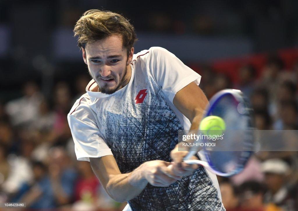TENNIS-ATP-JPN : News Photo