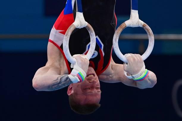 JPN: Gymnastics - Artistic - Olympics: Day 3