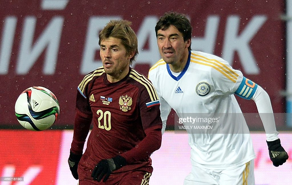 Russia v Kazakhstan - International Friendly