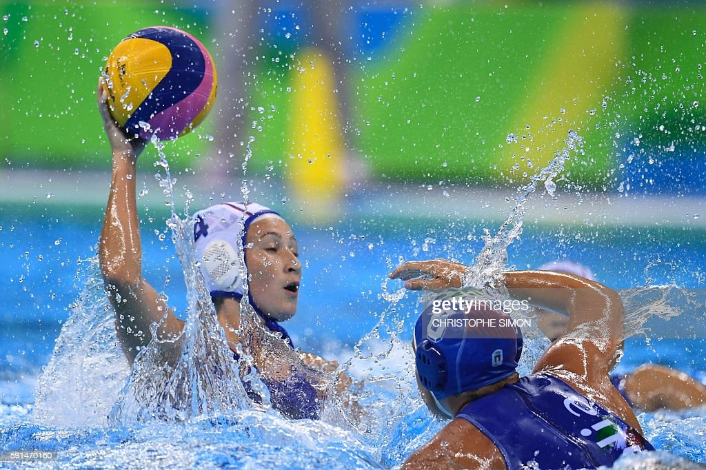 Water Polo - Olympics: Day 12