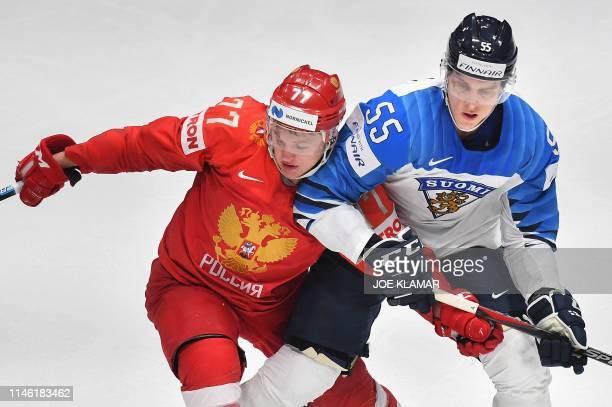 SVK: Russia v Finland: Semi Final - 2019 IIHF Ice Hockey World Championship Slovakia
