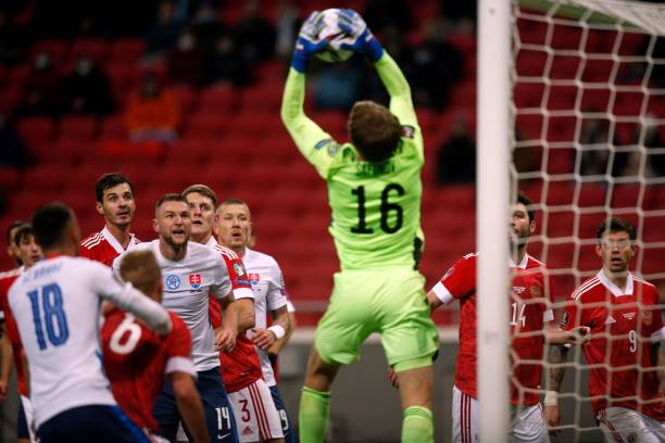 UNS: Russia v Slovakia - 2022 FIFA World Cup Qualifier
