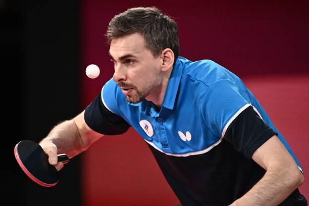 JPN: Table Tennis - Olympics: Day 3