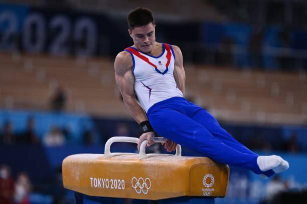 JPN: Gymnastics - Artistic - Olympics: Day 5