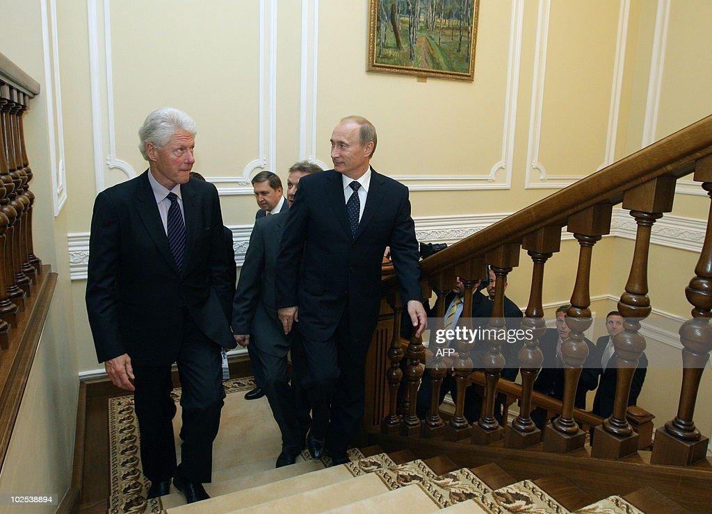 Russia's Prime Minister Vladimir Putin ( : News Photo