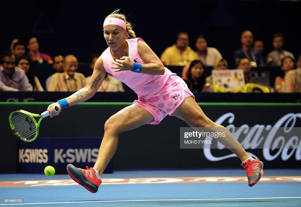 TENNIS-IPTL-SIN : News Photo