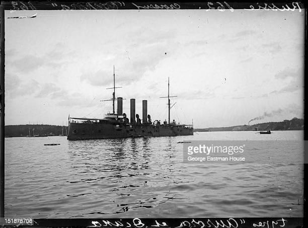 Russie Croiseur 'Aurora'/types 'Aurora et Diana,' between 1900 and 1919.