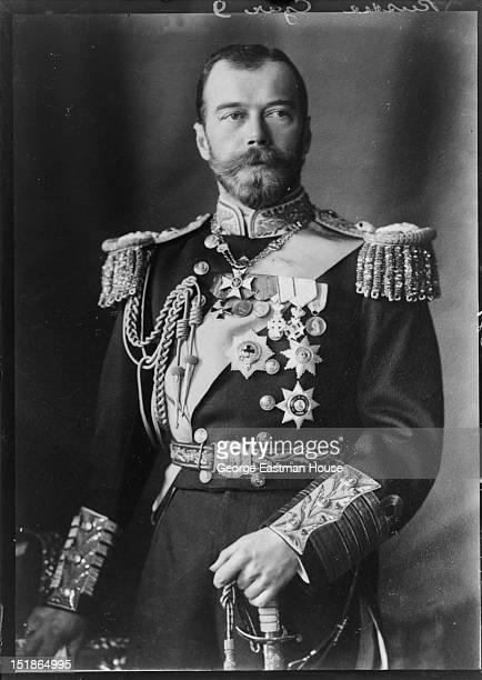 Russie Czar/Nicolas II , between 1900 and 1919.