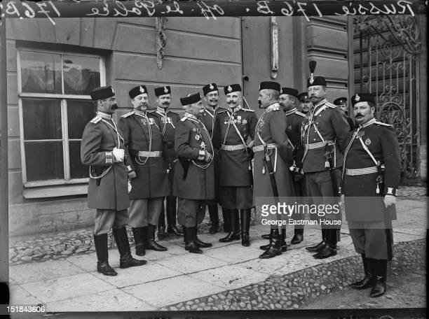 Russie Off. De Police, between 1900 and 1919.