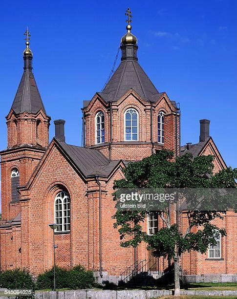 Russische Kirche 1999