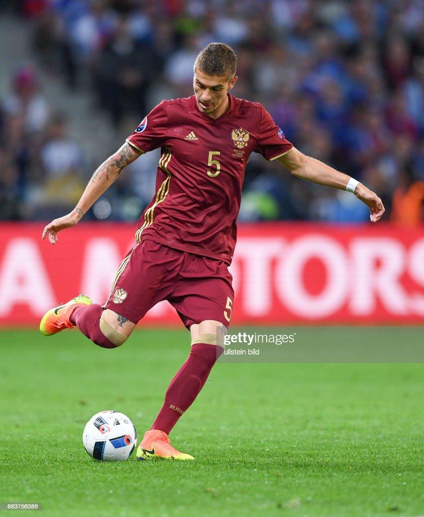 Fussball Russland Slowakei