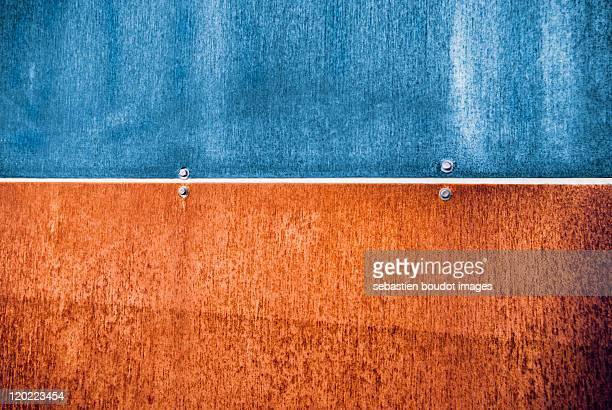 rust abstract - rust colored - fotografias e filmes do acervo