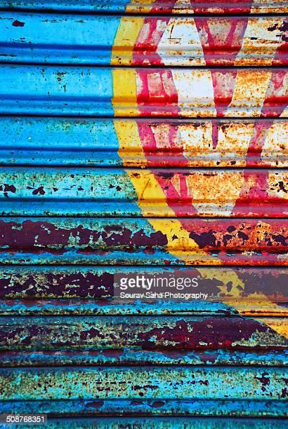 rust and colors - rust colored - fotografias e filmes do acervo