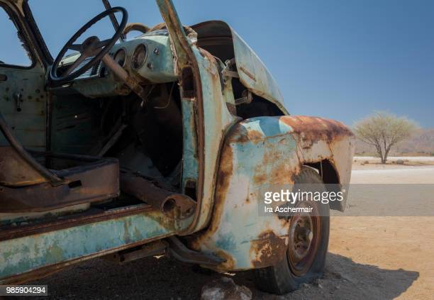 rust in peace - rust colored - fotografias e filmes do acervo