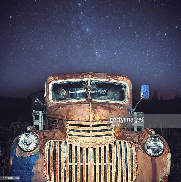 Rust in the Stars