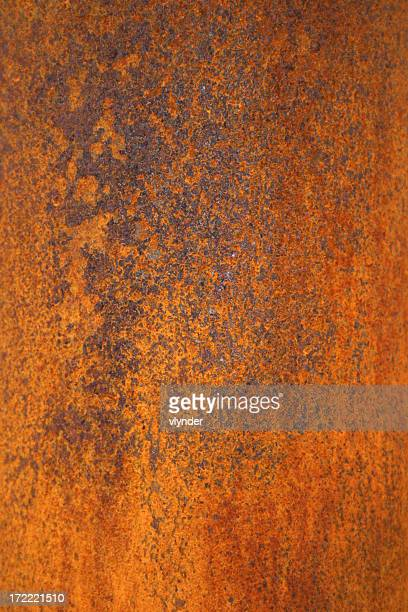 rust-colored texture background - rust colored stock photos and pictures