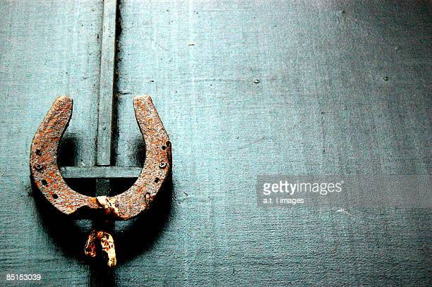 Rusted Horseshoe