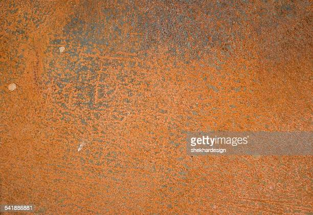 Rusted iron background