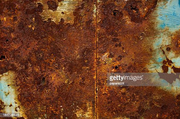 rusted metal background - rusty stock pictures, royalty-free photos & images